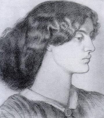 #41139. Dante Gabriel Rossetti
