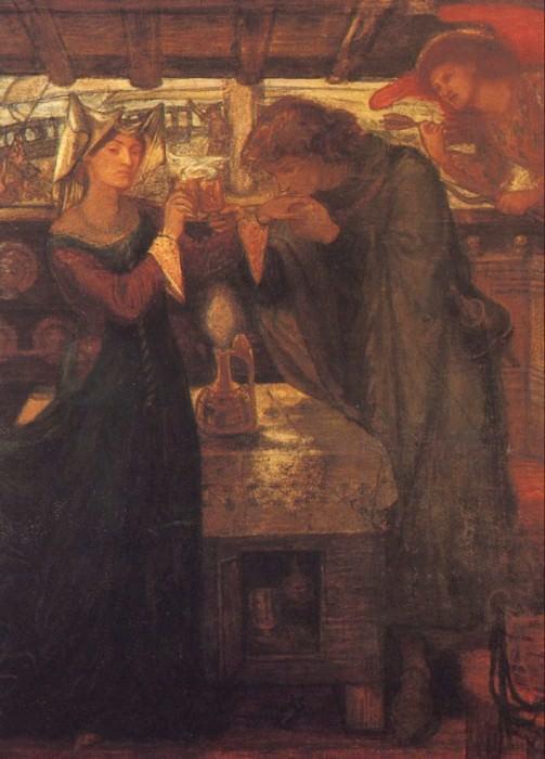 #41156. Dante Gabriel Rossetti