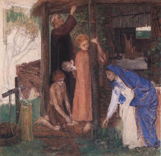 #41152. Dante Gabriel Rossetti