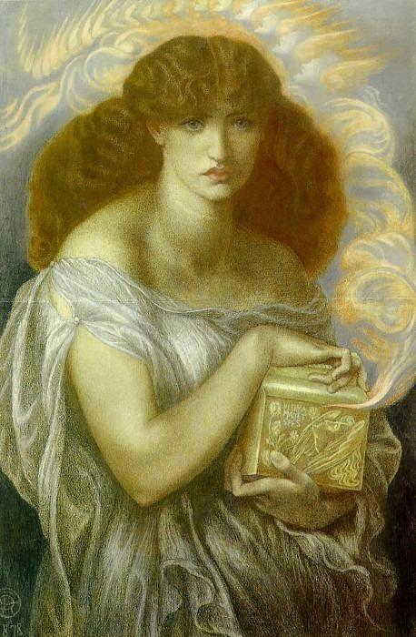 Rossetti21. Dante Gabriel Rossetti