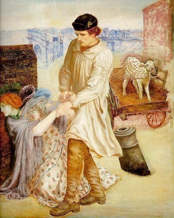Found. Dante Gabriel Rossetti