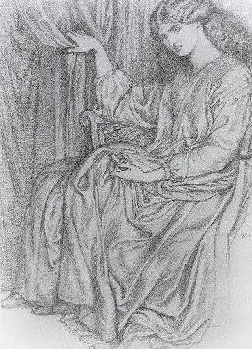 #41143. Dante Gabriel Rossetti