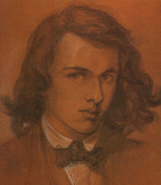 #41009. Dante Gabriel Rossetti