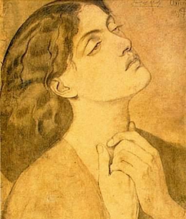 #41147. Dante Gabriel Rossetti