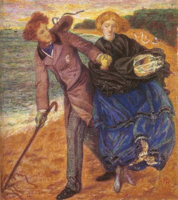 #41158. Dante Gabriel Rossetti