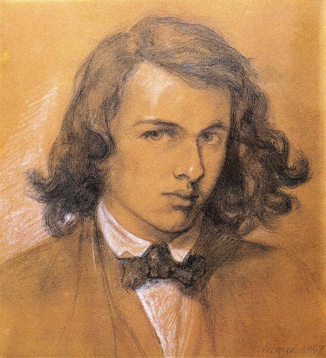 #41142. Dante Gabriel Rossetti