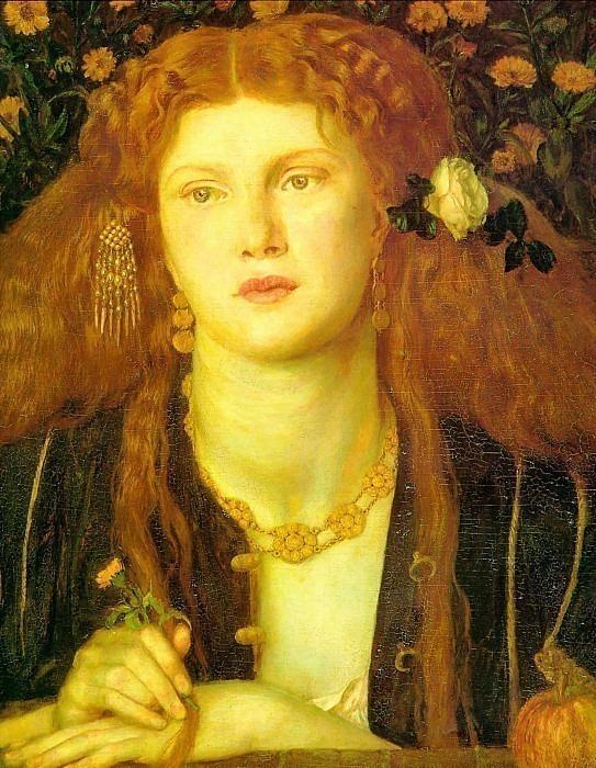 Bocca Baciata. Dante Gabriel Rossetti