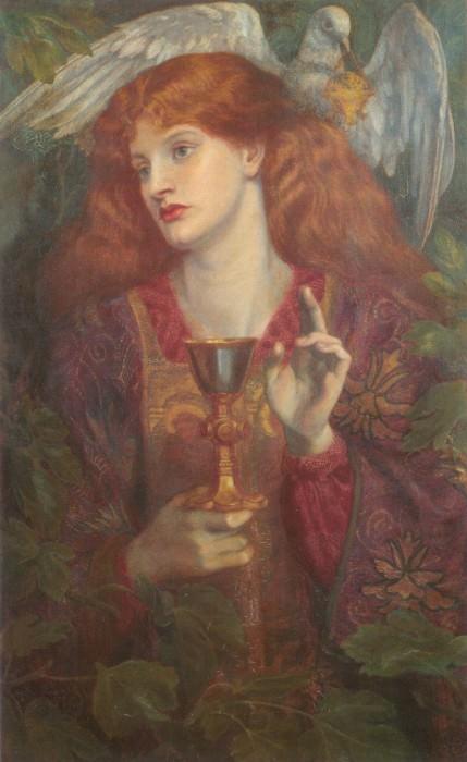 #41149. Dante Gabriel Rossetti