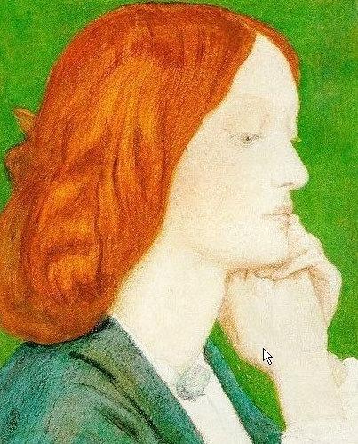 #41114. Dante Gabriel Rossetti