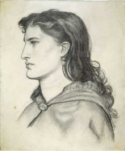 #41106. Dante Gabriel Rossetti