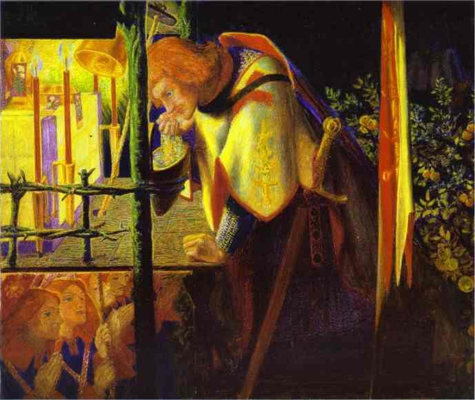 #41034. Dante Gabriel Rossetti