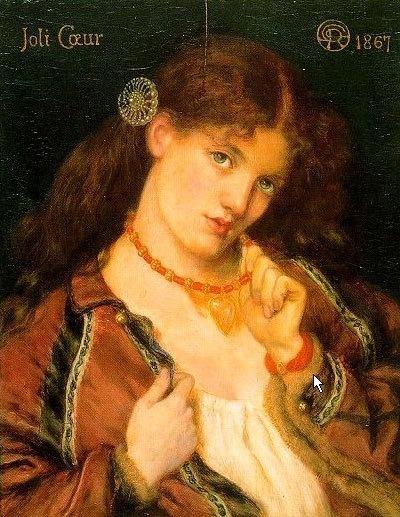 #41122. Dante Gabriel Rossetti