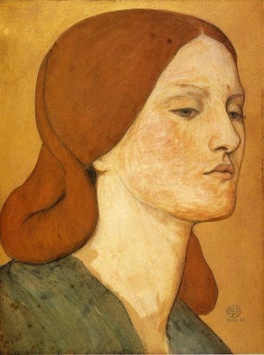 #41138. Dante Gabriel Rossetti