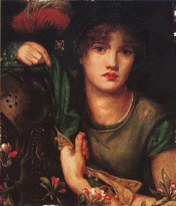 #41132. Dante Gabriel Rossetti