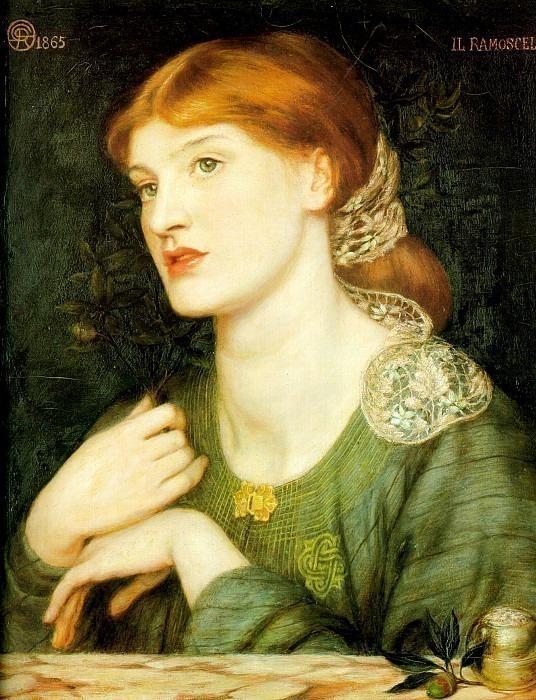 Il Ramoscello. Dante Gabriel Rossetti