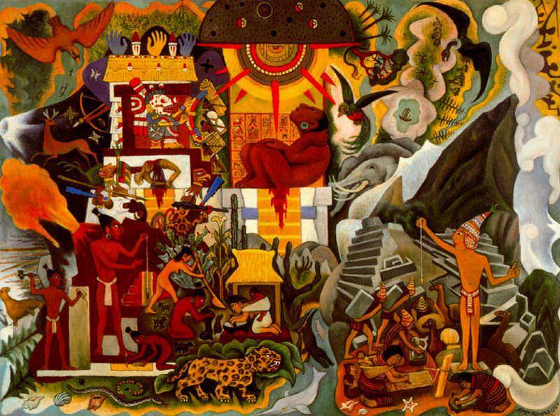 4DPictjuk. Diego Rivera