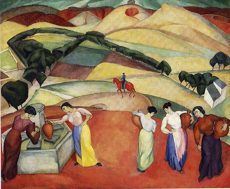 Rivera (8). Diego Rivera