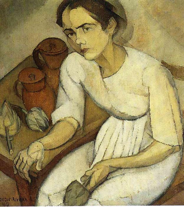 Rivera (11). Diego Rivera