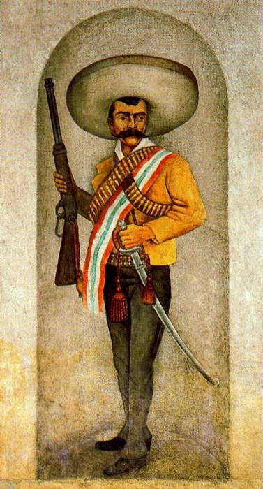 4DPictgbc. Diego Rivera