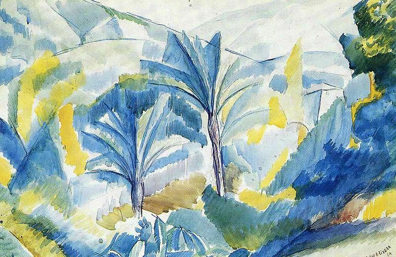 Rivera (14). Diego Rivera