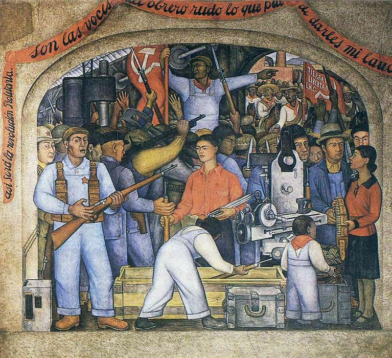 Rivera (94). Diego Rivera