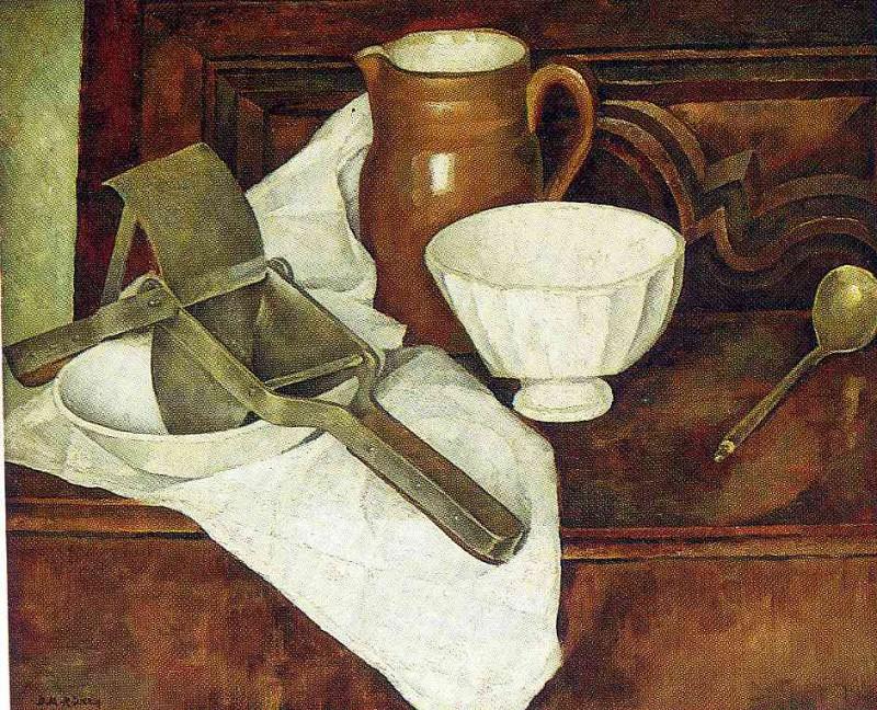 Rivera (19). Diego Rivera