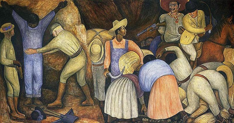 Rivera (95). Diego Rivera