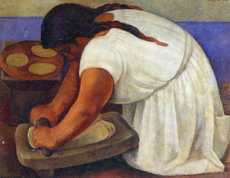 Rivera (25). Diego Rivera