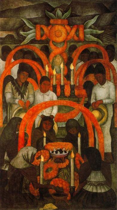 4DPictjuh. Diego Rivera