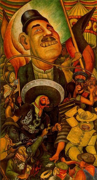4DPictfdd. Diego Rivera