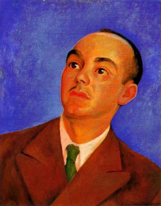 #40233. Diego Rivera