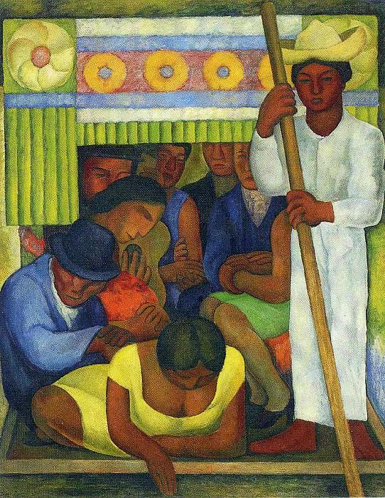 Rivera (39). Diego Rivera