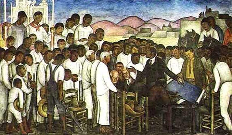#40222. Diego Rivera