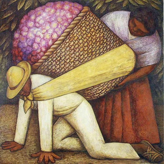 Rivera (43). Diego Rivera