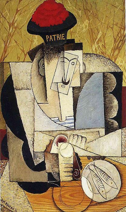 Rivera (16). Diego Rivera