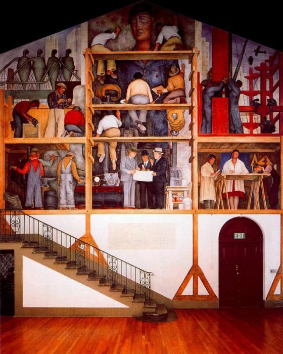 4DPictvygftrd. Diego Rivera