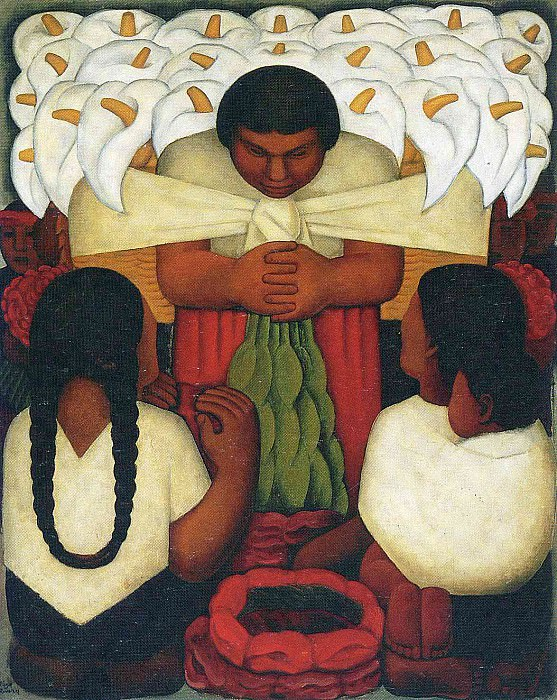 Rivera (26). Diego Rivera