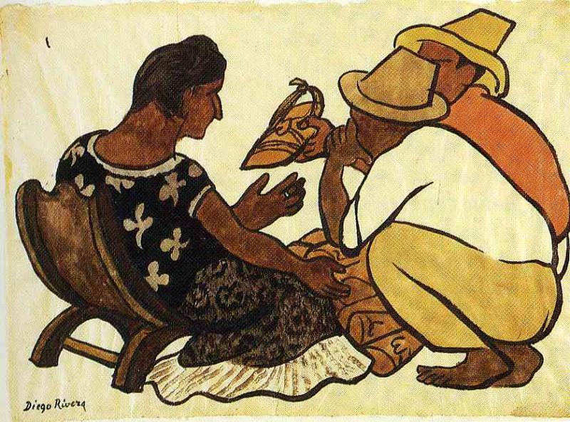 Rivera (46). Diego Rivera