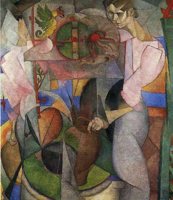 Rivera (13). Diego Rivera