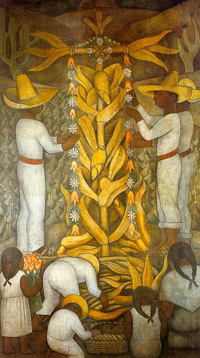 #40762. Diego Rivera