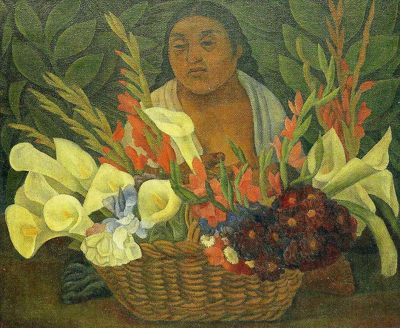 Rivera (33). Diego Rivera