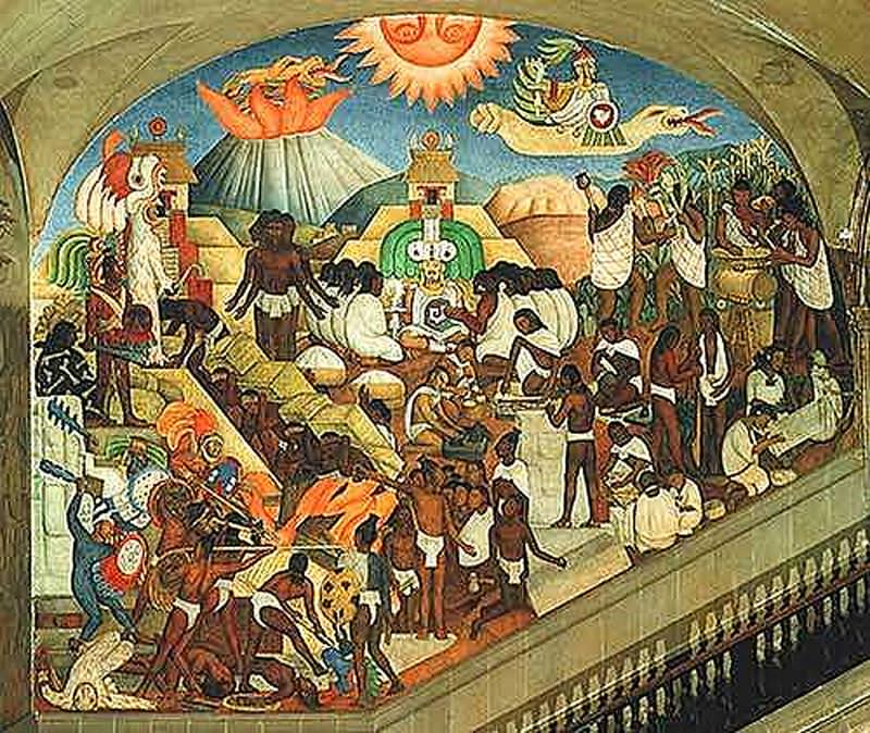 4DPict bvd. Diego Rivera