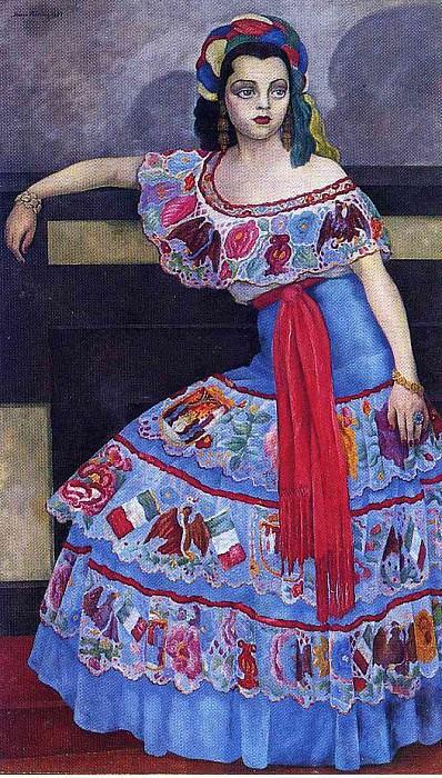 Rivera (72). Диего Ривера