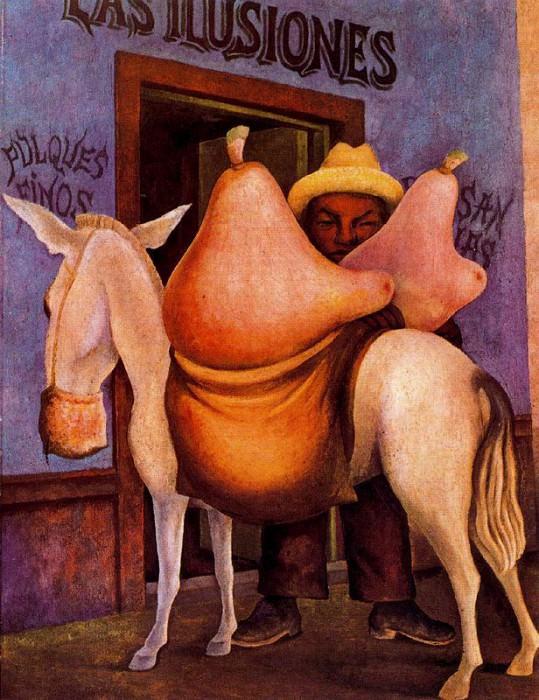 #40231. Diego Rivera
