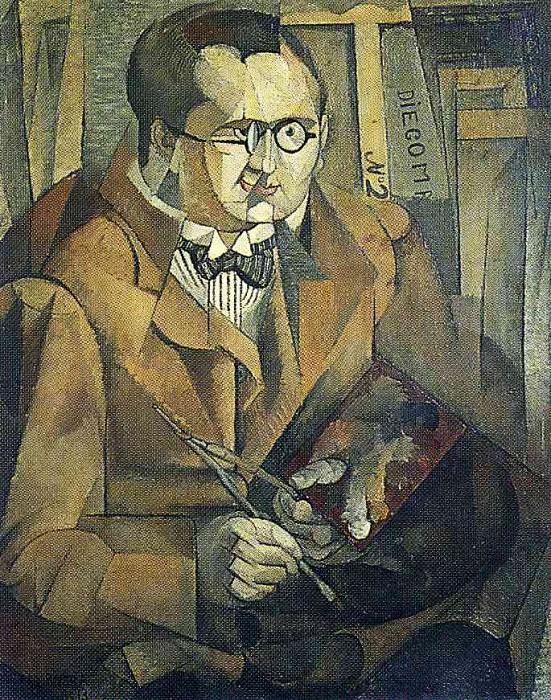 Rivera (12). Diego Rivera