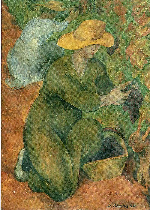 Rivera (22). Diego Rivera