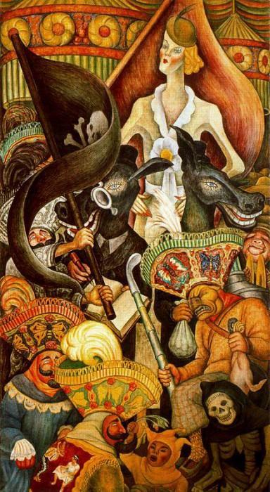 #40260. Diego Rivera