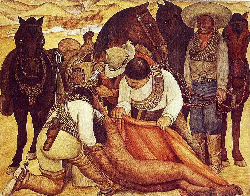 Rivera (40). Diego Rivera
