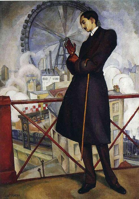 Rivera (9). Diego Rivera