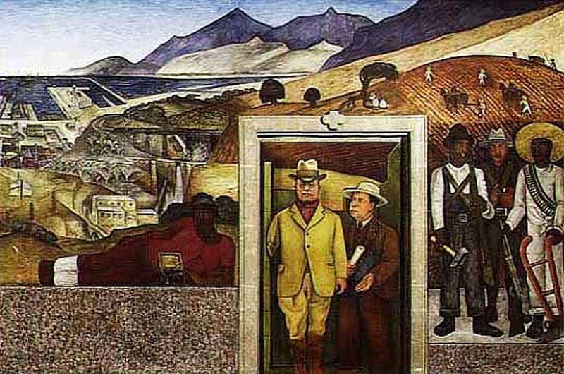 #40256. Diego Rivera